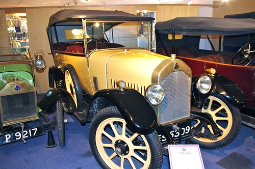 1923 Swift Four Seater Tourer | by Dave Hamster