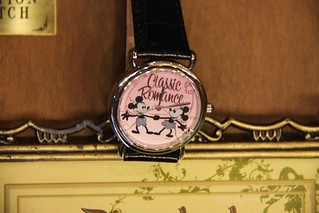 Disneyland Fortuosity Shop Classic Minnie & Mickey Custom Watch | by Bretman Photos
