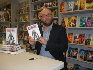 Dan Abnett | by Signings at Forbidden Planet