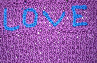 Love Wash Cloth | by bcritters