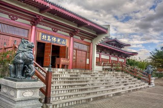 buddhist temple | by Ankit_