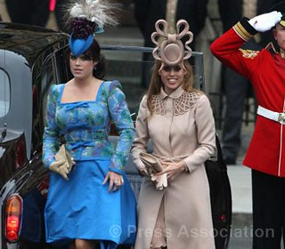 Princesses Eugenie and Beatrice | by The British Monarchy