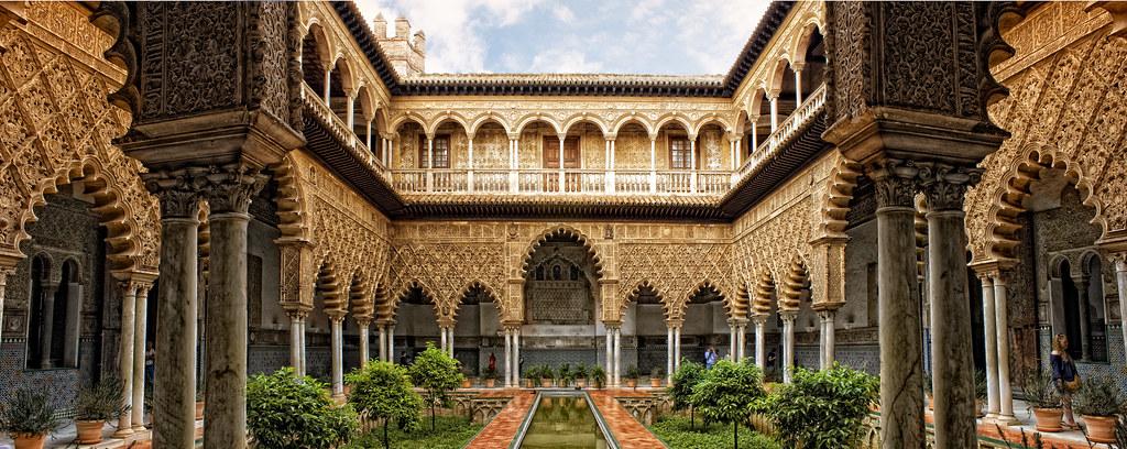 Patio de las Doncellas Sevilla에 대한 이미지 검색결과