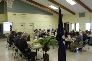 Luncheon for the completion of the Renaissance Home Acoustic Treatment Program | by England Airpark