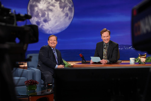 Andy & Conan | by teamcoco