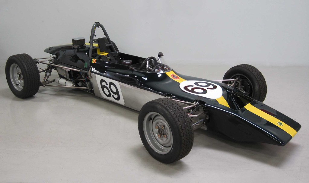 1972 Lotus 69 Formula Ford Vintage Race Car For Sale Front…   Flickr