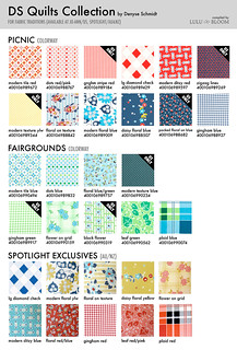 DS Quilts Collection (Update with AU prints*) | by LULUBLOOM :: lucia