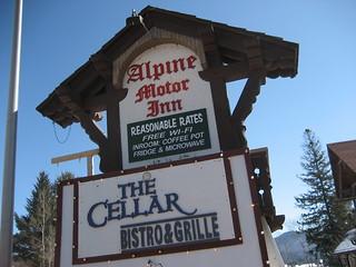 Alpine Motor Inn Justinknabb Flickr