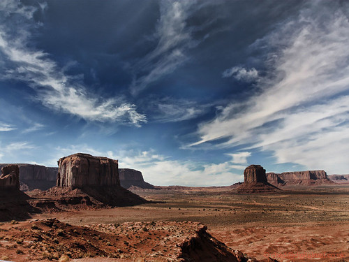 Monument Valley | by alienwatch