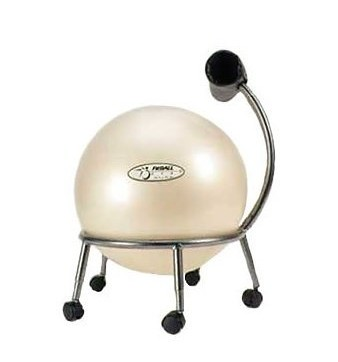 Fitball Exercise Ball Chair