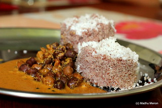 Puttu and kadala curry | by MadMan the Mighty