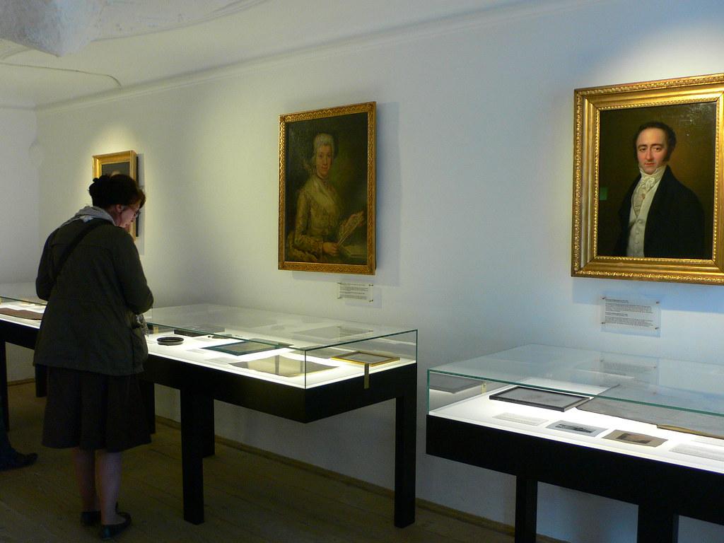 Mozart Museum in Salzburg