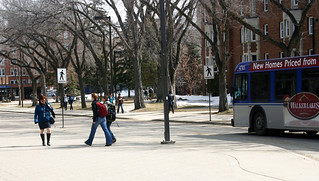 Heading to the bus station | by University of Alberta International