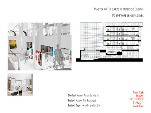 Amanda Martin Mfa2 New York School Of Interior Design Flickr