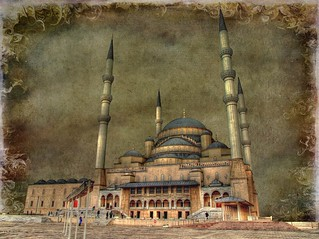 Kocatepe Mosque ANKARA /TURKEY | by painter&draftsman