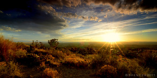 ABQ Sun.....set | by Spencer Foto