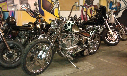A day @ the Indian Larry shop | by matt troy