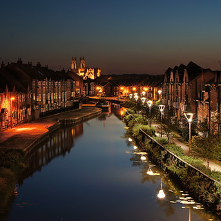 Beverley, East Yorkshire by Night | by Iamamanc