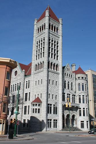 City Hall Syracuse Ny