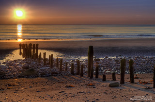 Sunrise At Low Tide | by Osgoldcross Photography