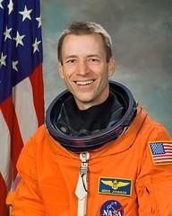 Astronaut Gregory C. Johnson, STS-125 pilot, NASA photo (19 January 2006) 14265855930_c17c36066d_m.jpg