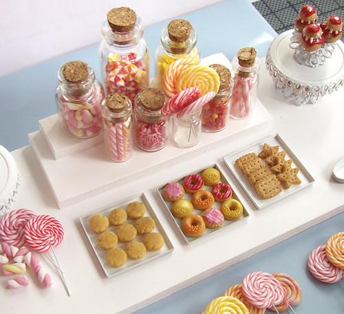 Dessert Table Food List