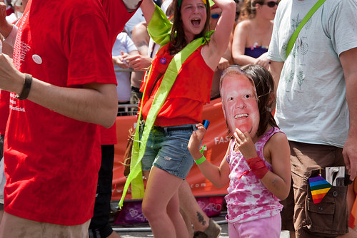 Mayor Rob Ford attends* Pride Toronto 2011 | by Broadcast People