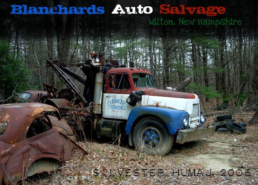 Blanchards Auto Salvage | \
