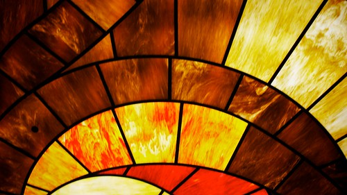 Stained Glass Ceiling | by Jase Wells