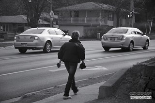 Busy on the go in the burbs 2012-04-16 | by Random Moments Photography by Sandi Graham-McWade