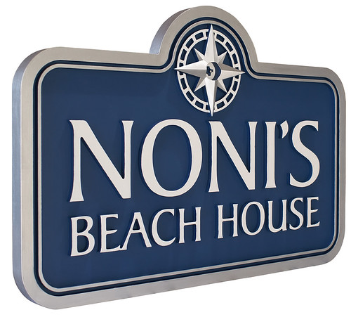 Personalized Beach House Plaques: Beach House Signs & Personalized Home Signs By Strata