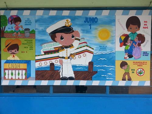 Peri dico mural junio 2014 vcarrillolazo2000 flickr for El mural pelicula online