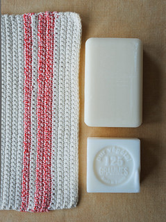 Whit's Knits: Crocheted Washcloths for Mother's Day | by the purl bee