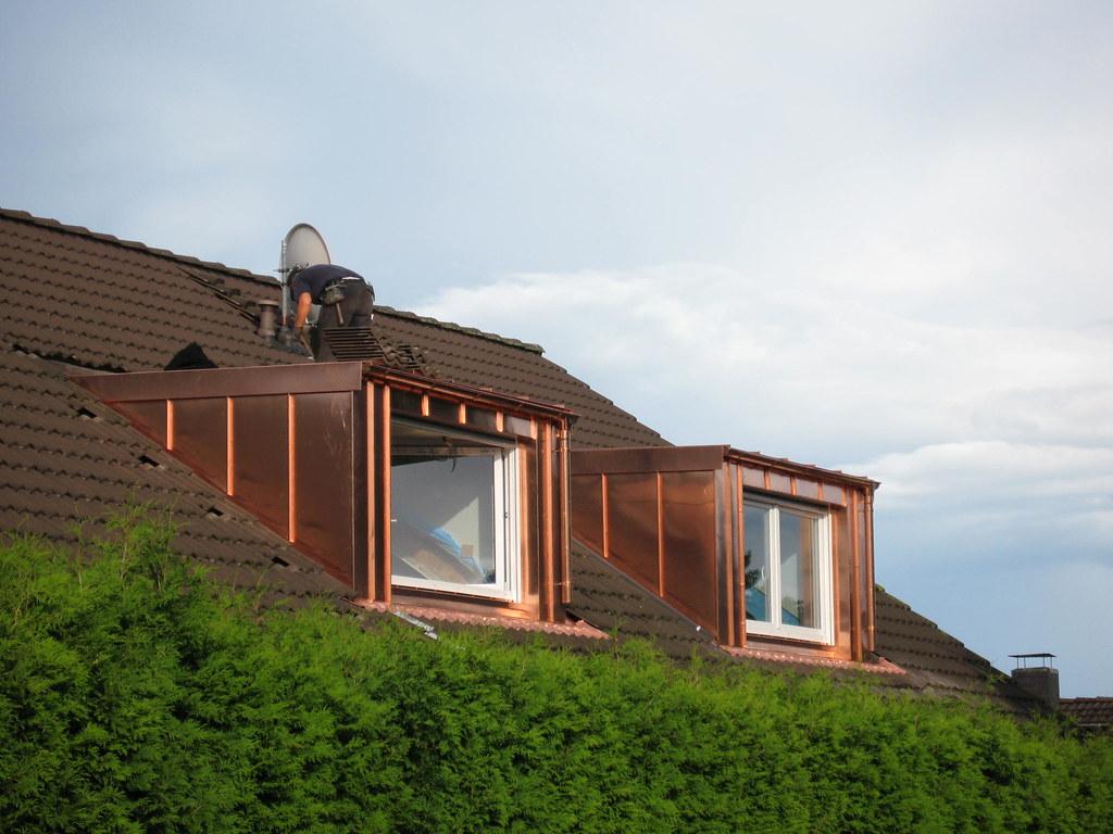 Dachgaube Koln Gaube Gauben Gaupen Fertiggaube Dach Flickr