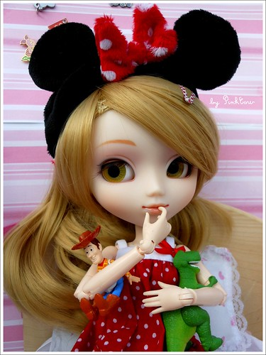 ~ Fan of… Disney ~ [Pullip MM custom] | by • PinkC0w •