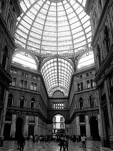 Galleria Umberto | by Sarkiapone
