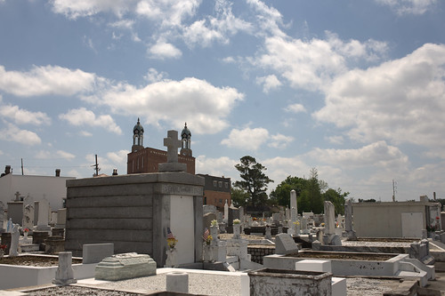 St. Patrick Cemetery | by Preservation Resource Center of New Orleans