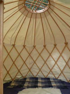 Mini Yurt | by The Heartwood