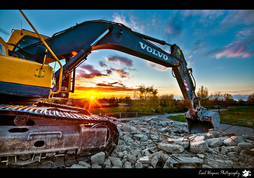 Excavator | by karl.wagner.photography
