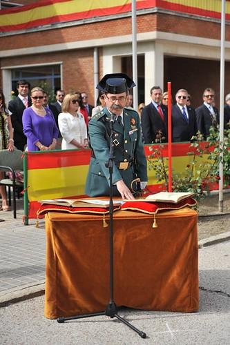 La guardia civil celebra el acto conmemorativo del 168 ani for Ministerio del interior guardia civil