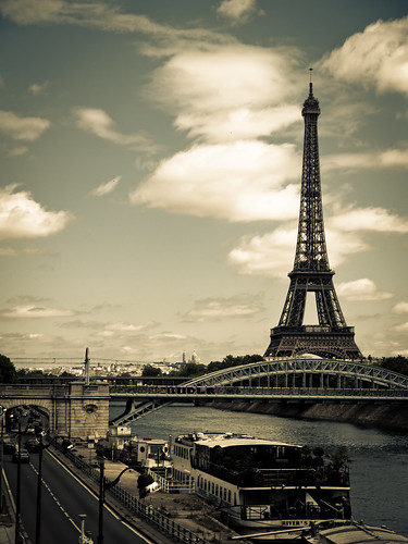 La Tour Eiffel | by 1yen