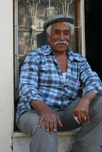 Old Turkish Man  Petervanwyk  Flickr-8871