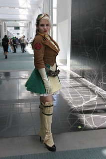 Steampunk Rogue - Anime Expo | by no_onions