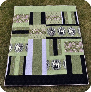 Double, Double, Toil & Trouble: A quilt pattern for twins! | by j_q_adams