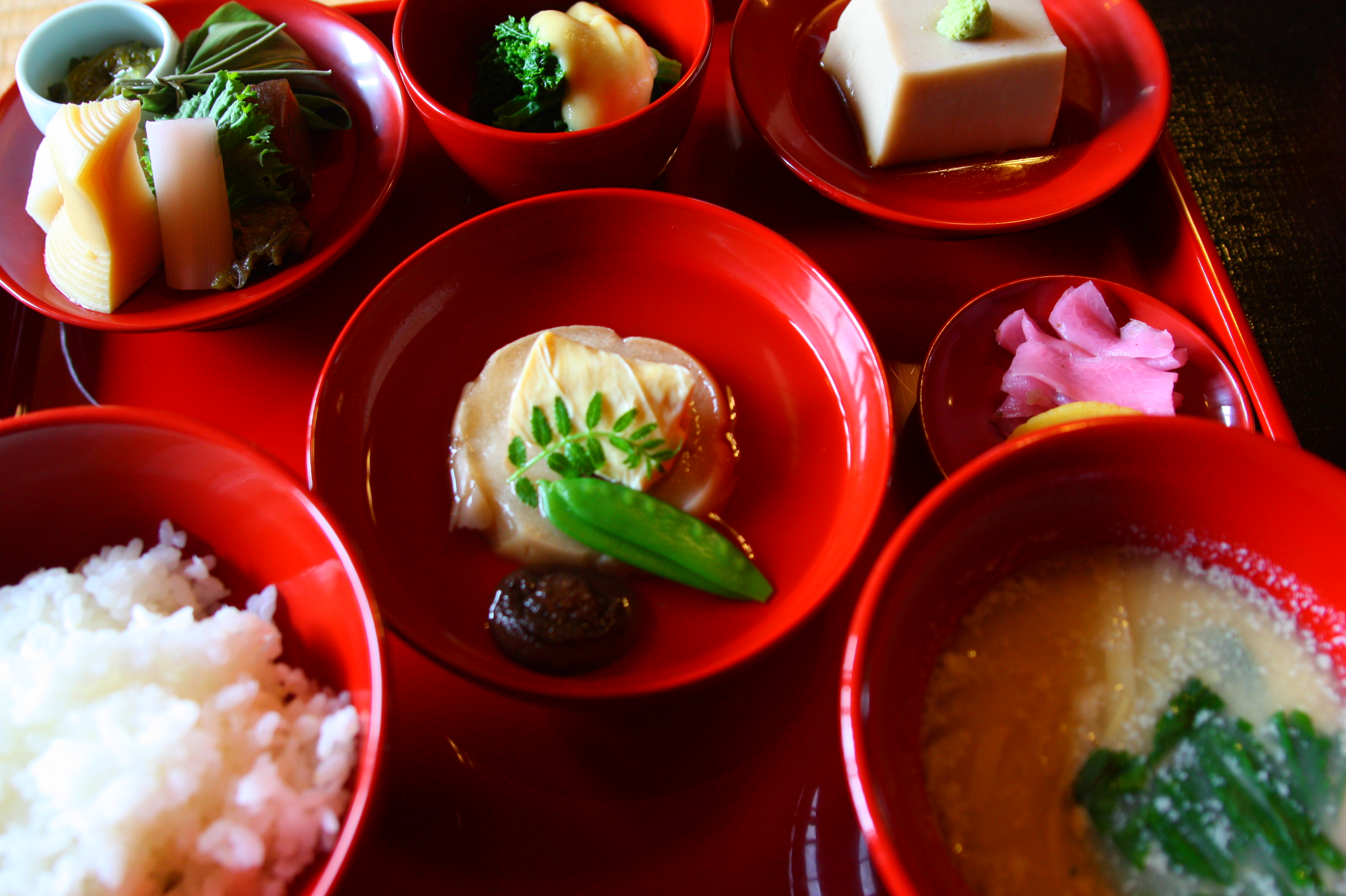 zen buddhist cuisine