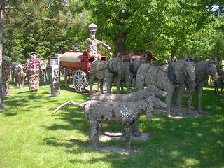 Horses & Buggy with Paul Bunyan's Wolfhounds | by jimmywayne