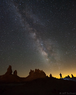 Stargazing - Winning Image, People and Space Category | by Jeffrey Sullivan