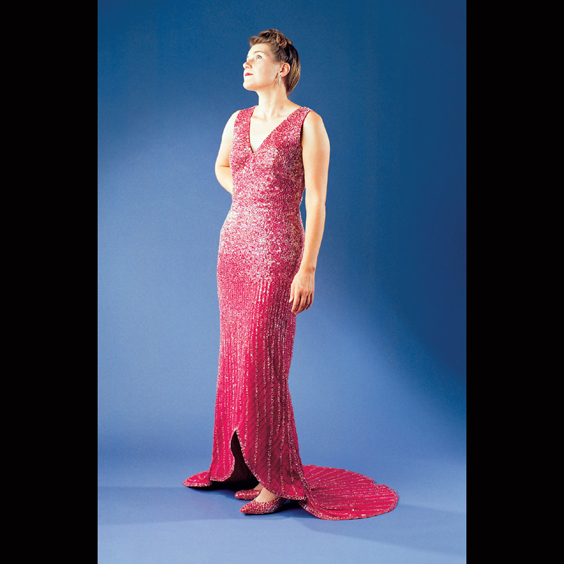 Glass Evening Gown | Part of American artist Nancy Judd\'s Re… | Flickr