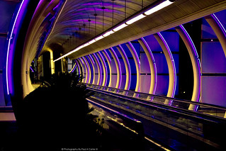 """Monorail Entrance"" 