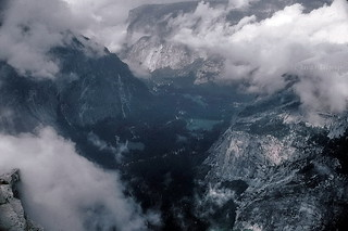 From the Top: Half Dome View | by Chief Bwana